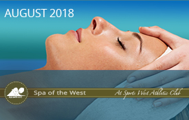 august spa specials