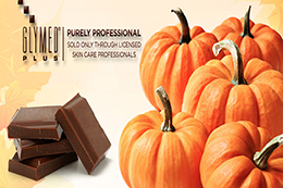 Chocolate Pumpkin Peel Treatment