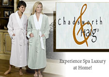 spa robe offer