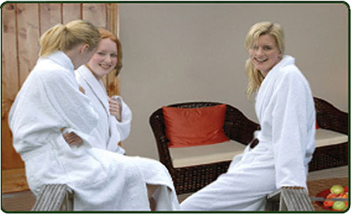 private spa parties